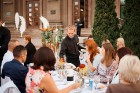 Viesnīcas Park Hotel Latgola restorāna PLAZA komanda 22.08.2019 rīkoja ekskluzīvas vakariņas neparastā vietā - Daugavpils Universitātes skvērā 22