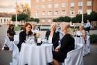 Viesnīcas Park Hotel Latgola restorāna PLAZA komanda 22.08.2019 rīkoja ekskluzīvas vakariņas neparastā vietā - Daugavpils Universitātes skvērā 29