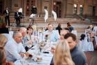 Viesnīcas Park Hotel Latgola restorāna PLAZA komanda 22.08.2019 rīkoja ekskluzīvas vakariņas neparastā vietā - Daugavpils Universitātes skvērā 31