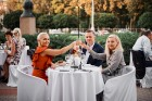 Viesnīcas Park Hotel Latgola restorāna PLAZA komanda 22.08.2019 rīkoja ekskluzīvas vakariņas neparastā vietā - Daugavpils Universitātes skvērā 34
