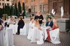 Viesnīcas Park Hotel Latgola restorāna PLAZA komanda 22.08.2019 rīkoja ekskluzīvas vakariņas neparastā vietā - Daugavpils Universitātes skvērā 35