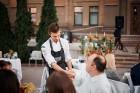 Viesnīcas Park Hotel Latgola restorāna PLAZA komanda 22.08.2019 rīkoja ekskluzīvas vakariņas neparastā vietā - Daugavpils Universitātes skvērā 39