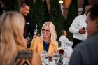 Viesnīcas Park Hotel Latgola restorāna PLAZA komanda 22.08.2019 rīkoja ekskluzīvas vakariņas neparastā vietā - Daugavpils Universitātes skvērā 41