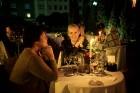 Viesnīcas Park Hotel Latgola restorāna PLAZA komanda 22.08.2019 rīkoja ekskluzīvas vakariņas neparastā vietā - Daugavpils Universitātes skvērā 53