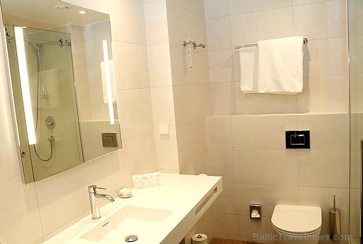 Otrā lielākā viesnīca ar 239 numuriem Latvijā ir oficiāli atklāta Rīgā ar nosaukumu «AC Hotel by Marriott Riga»
