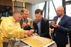 Otrā lielākā viesnīca ar 239 numuriem Latvijā ir oficiāli atklāta Rīgā ar nosaukumu «AC Hotel by Marriott Riga» 83