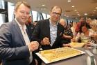 Otrā lielākā viesnīca ar 239 numuriem Latvijā ir oficiāli atklāta Rīgā ar nosaukumu «AC Hotel by Marriott Riga» 88