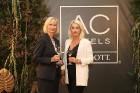 Otrā lielākā viesnīca ar 239 numuriem Latvijā ir oficiāli atklāta Rīgā ar nosaukumu «AC Hotel by Marriott Riga» 89