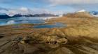 Latvijas Universitātes zinātnieki atgriezušies no ekspedīcijas Svalbāras arhipelāgā, kur tie pētīja ledājus un vides piesārņojumu vietā, kuru no Zieme 14