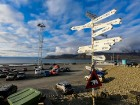 Latvijas Universitātes zinātnieki atgriezušies no ekspedīcijas Svalbāras arhipelāgā, kur tie pētīja ledājus un vides piesārņojumu vietā, kuru no Zieme 22