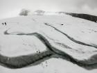 Latvijas Universitātes zinātnieki atgriezušies no ekspedīcijas Svalbāras arhipelāgā, kur tie pētīja ledājus un vides piesārņojumu vietā, kuru no Zieme 25
