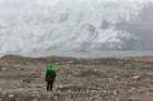 Latvijas Universitātes zinātnieki atgriezušies no ekspedīcijas Svalbāras arhipelāgā, kur tie pētīja ledājus un vides piesārņojumu vietā, kuru no Zieme 53