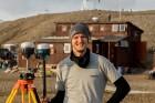 Latvijas Universitātes zinātnieki atgriezušies no ekspedīcijas Svalbāras arhipelāgā, kur tie pētīja ledājus un vides piesārņojumu vietā, kuru no Zieme 61
