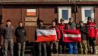 Latvijas Universitātes zinātnieki atgriezušies no ekspedīcijas Svalbāras arhipelāgā, kur tie pētīja ledājus un vides piesārņojumu vietā, kuru no Zieme 69