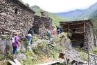 Travelnews.lv apmeklē Mutso ciemu Kaukāza kalnos un iepazīst viduslaiku cietoksni.  Atbalsta: Georgia.Travel 8