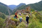 Travelnews.lv apmeklē Mutso ciemu Kaukāza kalnos un iepazīst viduslaiku cietoksni.  Atbalsta: Georgia.Travel 16
