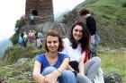 Travelnews.lv apmeklē Mutso ciemu Kaukāza kalnos un iepazīst viduslaiku cietoksni.  Atbalsta: Georgia.Travel 27