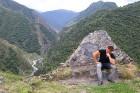 Travelnews.lv apmeklē Mutso ciemu Kaukāza kalnos un iepazīst viduslaiku cietoksni.  Atbalsta: Georgia.Travel 30