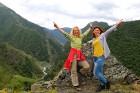 Travelnews.lv apmeklē Mutso ciemu Kaukāza kalnos un iepazīst viduslaiku cietoksni.  Atbalsta: Georgia.Travel 45