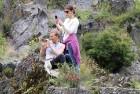 Travelnews.lv apmeklē Mutso ciemu Kaukāza kalnos un iepazīst viduslaiku cietoksni.  Atbalsta: Georgia.Travel 51