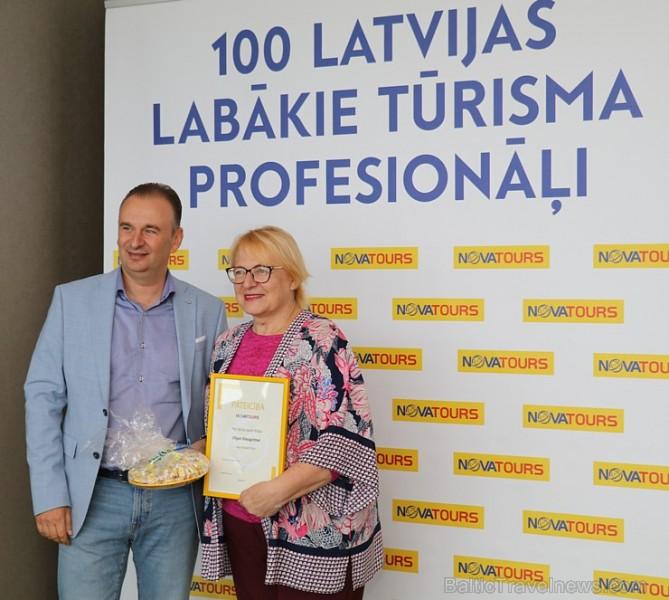 Tūroperators «Novatours» 03.09.2019 viesnīcā «AC Hotel by Marriott Riga» prezentē vasaras 2020 ceļojumus 264157