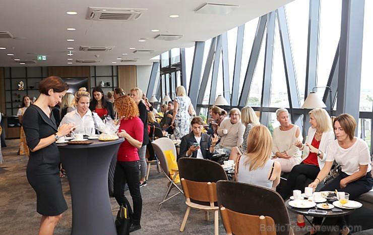 Tūroperators «Novatours» 03.09.2019 viesnīcā «AC Hotel by Marriott Riga» prezentē vasaras 2020 ceļojumus