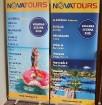 Tūroperators «Novatours» 03.09.2019 viesnīcā «AC Hotel by Marriott Riga» prezentē vasaras 2020 ceļojumus 2