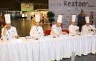 Ķīpsalā jaunie pavāri cīnās par tituliem «Latvijas pavārs 2019» un «Latvijas pavārzellis 2019» 2