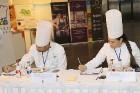 Ķīpsalā jaunie pavāri cīnās par tituliem «Latvijas pavārs 2019» un «Latvijas pavārzellis 2019» 9