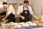 Ķīpsalā jaunie pavāri cīnās par tituliem «Latvijas pavārs 2019» un «Latvijas pavārzellis 2019» 12