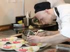 Ķīpsalā jaunie pavāri cīnās par tituliem «Latvijas pavārs 2019» un «Latvijas pavārzellis 2019» 13