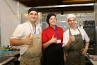 Ķīpsalā jaunie pavāri cīnās par tituliem «Latvijas pavārs 2019» un «Latvijas pavārzellis 2019» 26