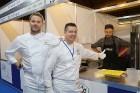 Ķīpsalā jaunie pavāri cīnās par tituliem «Latvijas pavārs 2019» un «Latvijas pavārzellis 2019» 57