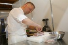 Latvijas populārākie šefpavāri izstādē «Riga Food 2019» cīnās par Latvijas labākā meistarpavāra titulu 7