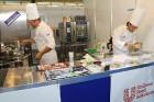 Latvijas populārākie šefpavāri izstādē «Riga Food 2019» cīnās par Latvijas labākā meistarpavāra titulu 22