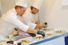 Latvijas populārākie šefpavāri izstādē «Riga Food 2019» cīnās par Latvijas labākā meistarpavāra titulu 23