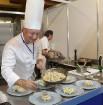 Latvijas populārākie šefpavāri izstādē «Riga Food 2019» cīnās par Latvijas labākā meistarpavāra titulu 25