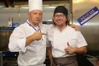 Latvijas populārākie šefpavāri izstādē «Riga Food 2019» cīnās par Latvijas labākā meistarpavāra titulu 44
