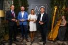 Rīgā, Dzirnavu ielā, oficiāli atvērta Latvijā pirmā un Baltijā lielākā «Marriott» tīkla viesnīcu «AC Hotel Riga» 27