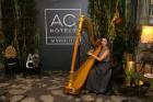 Rīgā, Dzirnavu ielā, oficiāli atvērta Latvijā pirmā un Baltijā lielākā «Marriott» tīkla viesnīcu «AC Hotel Riga» 33