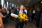 Rīgā, Dzirnavu ielā, oficiāli atvērta Latvijā pirmā un Baltijā lielākā «Marriott» tīkla viesnīcu «AC Hotel Riga» 53