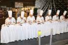 Pavāri Dinārs Zvidriņš un Juris Latišenoks cīnās par vietu prestižajā konkursā «Bocuse d Or» 4