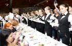 Pavāri Dinārs Zvidriņš un Juris Latišenoks cīnās par vietu prestižajā konkursā «Bocuse d Or» 20