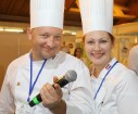 Pavāri Dinārs Zvidriņš un Juris Latišenoks cīnās par vietu prestižajā konkursā «Bocuse d Or» 32