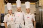 Pavāru komandas no Lietuvas, Igaunijas un Latvijas sacenšas par «Baltijas kulinārais mantojums» titulu 17