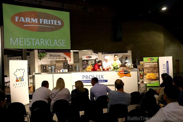 Pārtikas izstāde «Riga Food 2019» prezentē jaunas garšas un iespējas
