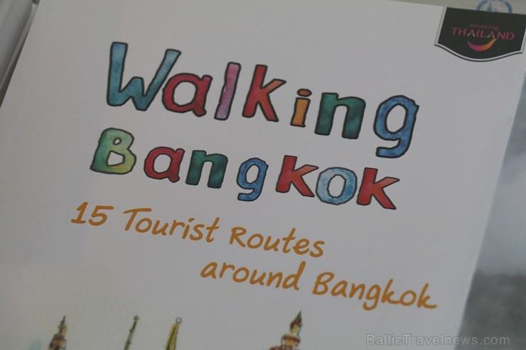 Taizemes tūrisms iepazīstina Latvijas tūrisma aģentūras ar jauniem ceļojuma piedāvājumiem