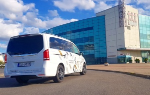 Travelnews.lv apceļo Latviju ar jauno biznesa klases mikroautobusu «Mercedes-Benz V-Klase» 5