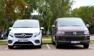Travelnews.lv apceļo Latviju ar jauno biznesa klases mikroautobusu «Mercedes-Benz V-Klase» 12