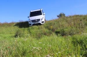 Travelnews.lv apceļo Latviju ar jauno biznesa klases mikroautobusu «Mercedes-Benz V-Klase» 15